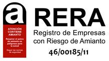 Registro de Empresas con Riesgo de Amianto