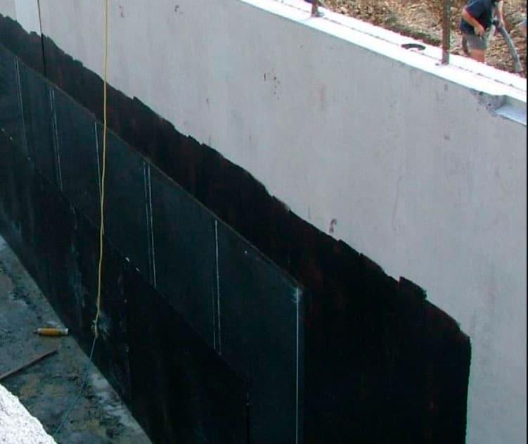 impermeabilizacion de muros en Valencia