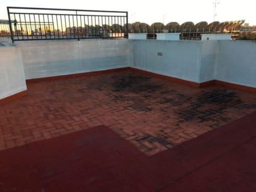 impermeabilizacion terraza en Valencia