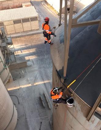 impermeabilizaciones industriales Valencia